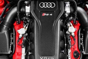 used audi engines